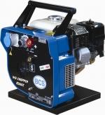 Сварочный агрегат BCS WG CHOPPER MAGIC (бензиновый сварочный генератор)