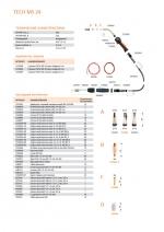 ICT2698 сварочная горелка для полуавтоматической сварки сварог tech ms 24