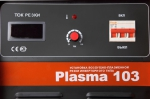 3250 аппарат плазменной резки foxweld plasma 103